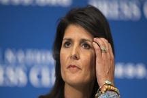 نیکی هیلی: برخی مراکز اعلام نشده در ایران وجود دارند که از آنها بازرسی نشد
