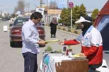 هلال احمر سیستان و بلوچستان به 120 هزارمسافر نوروزی خدمات ارائه کرد