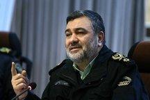 نیروی انتظامی 70 هزار حافظ قرآن دارد