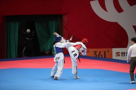 بازیهای المپیک جوانان 2018 - بوینسآیرس؛ دو تکواندوکار ایران دو مدال را قطعی کردند