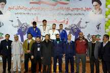 جودوکاران خراسان رضوی پنج مدال کشوری به دست آوردند