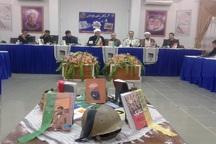 نشست کتابخوان دفاع مقدس در آستارا برگزار شد