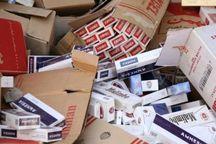 بیش از 52 هزار نخ سیگار قاچاق در بجنورد کشف شد