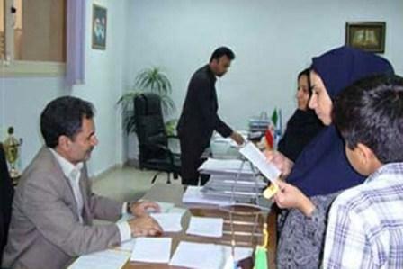 ستادهای ثبت نام در ادارات کل مناطق آموزش و پرورش تهران مستقر می شود