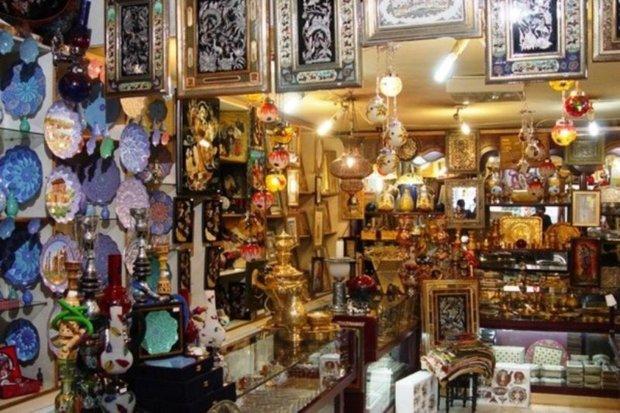 60 درصد صنایع دستی کشور در اصفهان تولید می شود