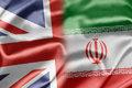 برگزاری نشست کنسولی ایران و انگلیس
