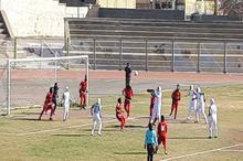 پیروزی راه یاب ملل سنندج بر صدرنشین لیگ برتر فوتبال بانوان