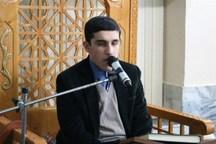 روشندل گیلانی در مسابقه های بین المللی قرآن دوم شد
