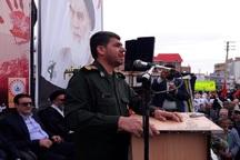 ایران اسلامی در مقابل استکبار، کشوری غیر قابل شکست است