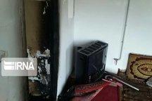۲ نفر بر اثر جراحات ناشی از سوختگی انفجار گاز در سنندج جان باختند