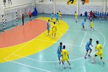 لیگ هندبال بزرگسالان استان یزد آغاز شد
