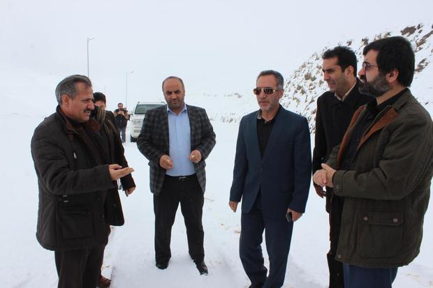 اعتبارات پروژه های راه سازی استان اردبیل افزایش یافت