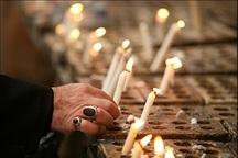 آیین شمع پایلاما در تبریز
