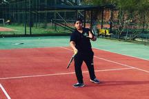 تنیسور ارومیه ای مقام سوم تور بین المللی آسیا را کسب کرد