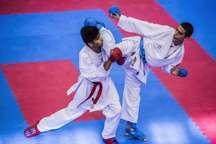 گیلان به مرحله نیمه نهایی لیگ کاراته مردان کشور راه یافت