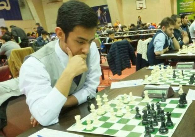 شطرنج باز خراسانی به مقام سوم کشور دست یافت