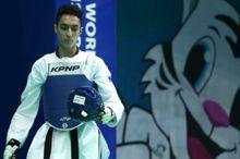 هادی پور مدال نقره مسابقات گرند پری را کسب کرد