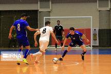 تیم فوتسال قرقیزستان بازی باخته مقابل ترکمنستان را برد