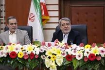 وزیر کشور: انتخابات سال آینده موجب نشاط و شور در کشور خواهد بود/ سه مطالبه و نیاز اصلی کشور اعمال همه جانبه قانون، اجرای کامل عدالت و رعایت اخلاق است