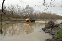 طرح جامع لایروبی رودخانه مرزی آستارا تهیه می شود