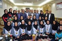 پیام استاندار فارس به مناسبت کسب مقام نخست مسابقات غرب آسیا توسط تیم هندبال دختران لارستان