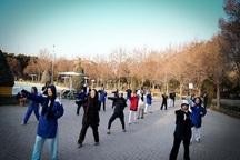 روزانه بیش از 30 هزار زن در پایتخت ورزش می کنند
