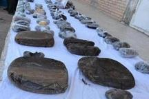بیش از نیم تن مواد مخدر در فارس کشف شد