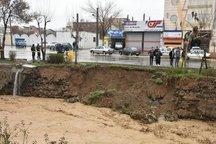 برآورد اولیه خسارت سیلاب حوزه شهری اراک 600 میلیارد ریال است