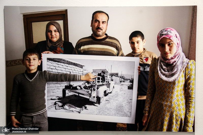 نمایشگاه عکس«سعید صادقی» با عنوان«بعد از آن روز»