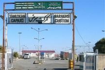 محدودیت تردد در مرز سرخس از سوی ترکمنستان ادامه دارد