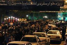 محدودیت های ترافیکی تاسوعا و عاشورا در کرمانشاه اعلام شد