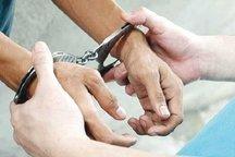 عامل 10 میلیارد ریال کلاهبرداری در تیران و کرون دستگیر شد