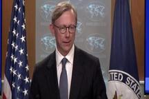 دو نماینده آمریکایی از پمپئو به خاطر رئیس گروه اقدام علیه ایران انتقاد کردند