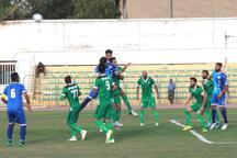 فقر گلزنی پاشنه آشیل نمایندگان فوتبال همدان