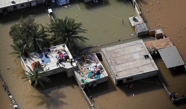 تیم های بازرسی حادثه سیلاب در خوزستان تشکیل شد
