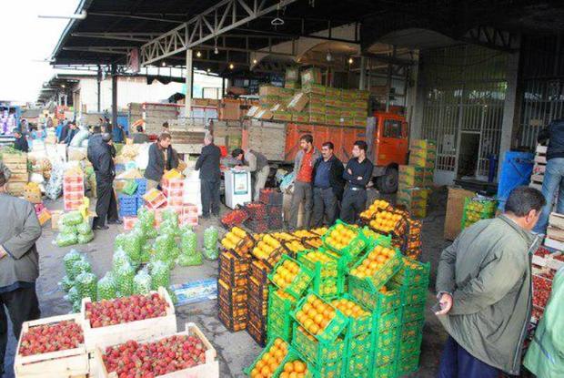میدان میوه و ترهبار الیگودرز در برزخ بلاتکلیفی و بیتوجهی