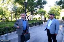 عکس/ حضور محمد رضا خاتمی در دادگاه