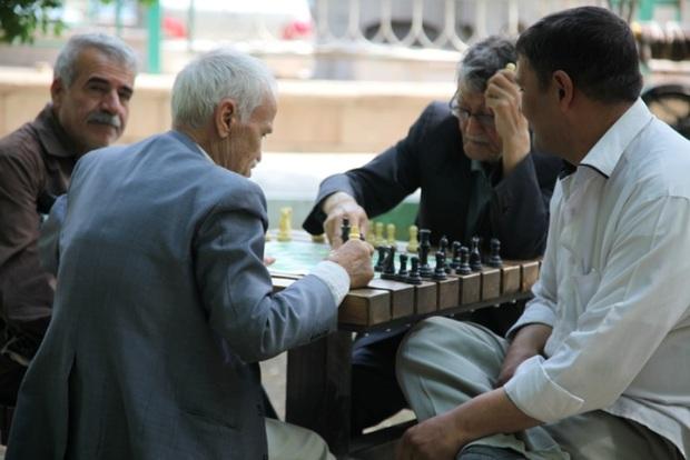 بوستان های پایتخت به میزهای شطرنج مجهز می شوند
