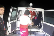زوج دچار سوختگی در اهر پس از 10 ساعت تلاش نجات یافتند
