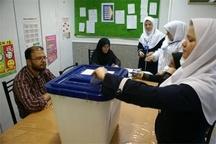 اعلام نتایج انتخابات هیات مدیره نظام پرستاری قزوین