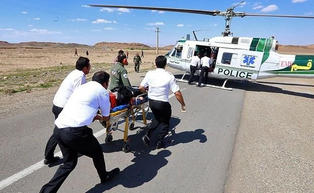 حوادث جاده ای روز طبیعت در قم 22 مجروح برجای گذاشت