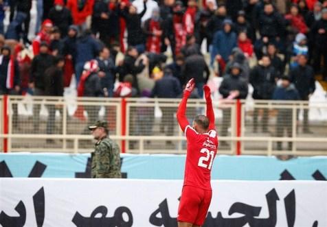 برگزاری تمرین تیم ملی فوتبال در غیاب دژاگه