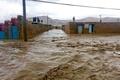 تخلیه 8 روستا در مسیر سیلاب هیرمند  احتمال تخریب جاده هیرمند - زابل  ارتفاع آب به ۴ متر رسید
