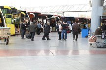 43 هزار مسافر از زنجان جابجا شدند