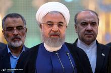 رئیسجمهور روحانی: در گفتمان انقلاب که امام برای ما بوجود آورد فضا برای هیچکس تنگ نبود