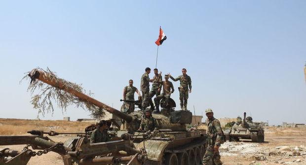 سرنگونی 3 پهپاد توسط ارتش سوریه