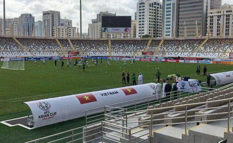 آخرین تمرین تیم ملی قبل از بازی با ویتنام با حضور سرمربی سابق پرسپولیس