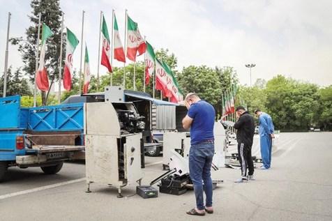 بازداشت سارقانی که به روش هالیوودی سرقت می کردند! +تصاویر