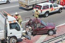 فوتی های حوادث رانندگی نوروز 97 در ایلام 40 درصد کاهش یافت