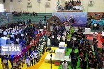 ۷۷۷ ورزشکار نوجوان یزدی در المپیاد کشوری شرکت کردند